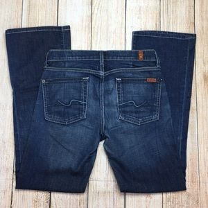 7 For All Mankind 'Jagger' Bootcut Denim Jeans